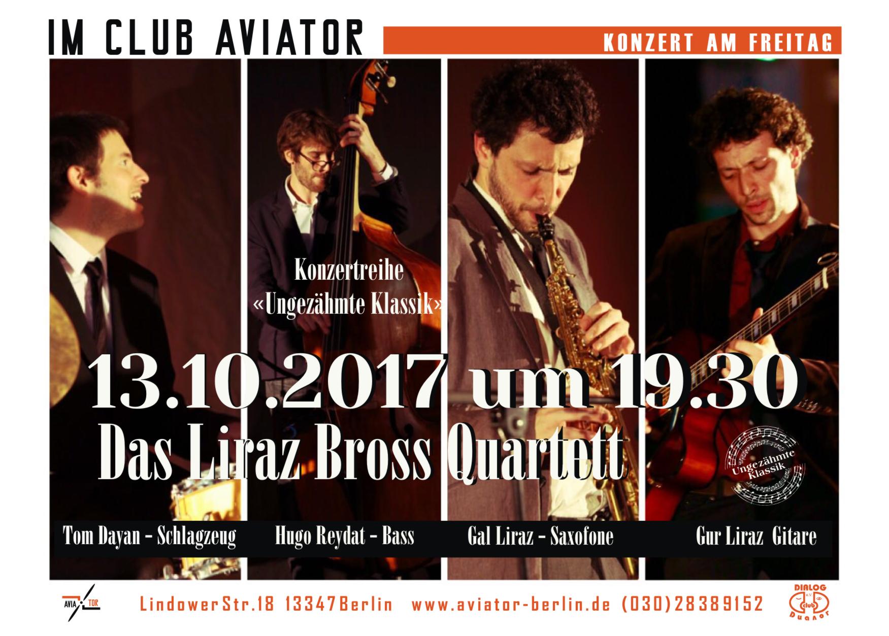 13 Quartett Plakat de web