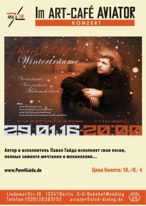 Plakat-Skizze