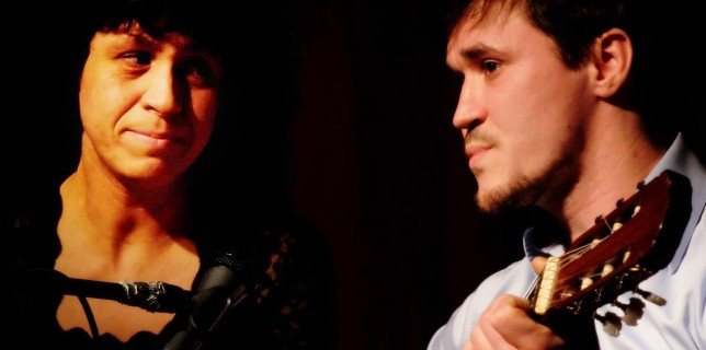 2. März um 19.00: DuoTatjana Lavrova und Andrej Lakisov