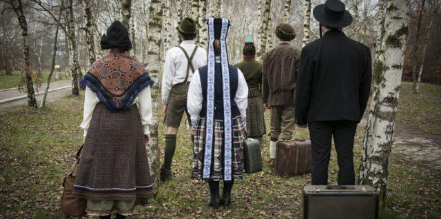 """21. Oktober 2018 um 16.00: """"TraumesHeimat"""", das dokumentarische Theaterstück nach Biografien russlanddeutscher Einwanderer"""