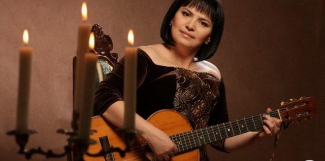 13 сентября 2018 в 19.00: концерт Юлии Зиганшиной (Казань)